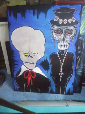 Black light picture for Sale in CORP CHRISTI, TX