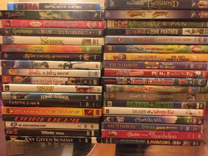 Blue ray and DVD,s for Sale in TN, US