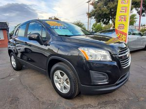 2015 CHEVY TRAX LS AWD RUNS EXCELLENT for Sale in Modesto, CA