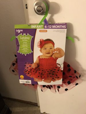 Baby Lady Bug Costume for Sale in Milpitas, CA