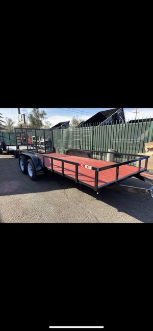 6.5x16x1 UTILITY TRAILER for Sale in Bloomington, CA