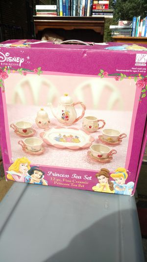 Disney Tea Set for Sale in Yorktown, VA