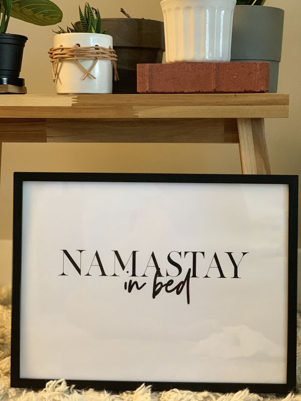 Namastay in bed Frame