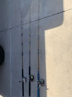 Fishing rods for Sale in Tolleson, AZ