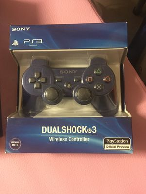 PS 3 dual shock 3 wireless controller for Sale in Chandler, AZ