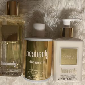 Heavenly Perfume Bundle From Victoria Secret for Sale in San Antonio, TX