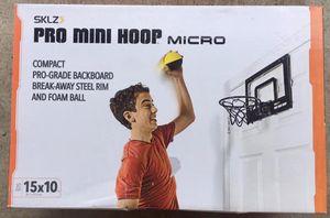 SKLZ Pro Mini Hoop Micro - Basketball Hoop for Sale in San Diego, CA