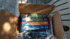 Boot Camp Videos New Never Used or Opened for Sale in Hayward, CA