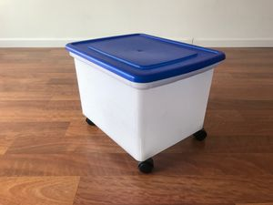 Rolling Storage Container for Sale in Honolulu, HI