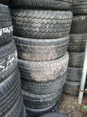 Exceptional Quality Used Tires Starting At $25 and Up. for Sale in Saint Paul, MN