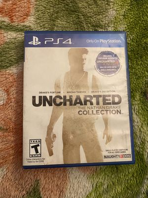 Uncharted4 for Sale in Montclair, CA