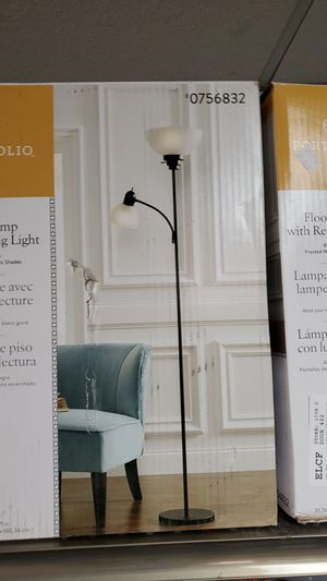 Floor lamp new 20.00ea for Sale in Bakersfield, CA