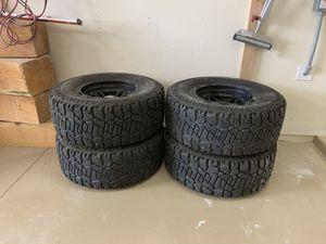 Dick Cepek tires Jeep wheels for Sale in Phoenix, AZ