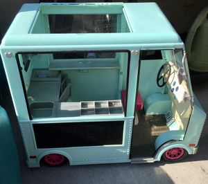 Our Generation Ice Cream Truck (No Accessories) for Sale in Phoenix, AZ