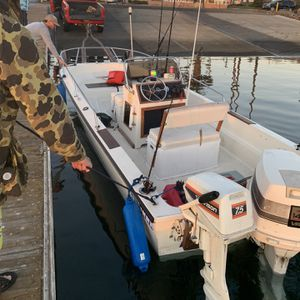 1989 Wahoo 18.5 Offshore Center Console Boat for Sale in Simi Valley, CA