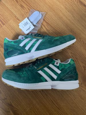 Adidas x Undefeated x Bape ZX8000 Size 11 Deadstock for Sale in Miami, FL