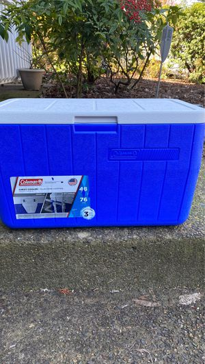 Coleman 76 can cooler for Sale in Beaverton, OR