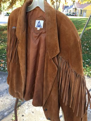 Women's western jacket with fringes. for Sale in Independence, MO