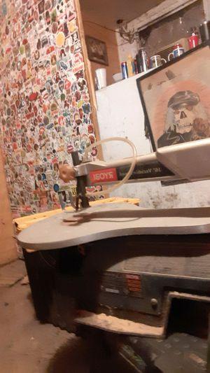 """Ryobi 16"""" scroll saw 120v ac 60hz for Sale in Parrott, VA"""