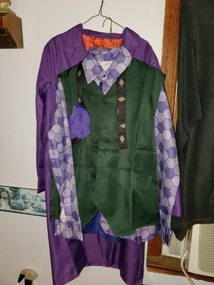 Harley Quinn and the Joker Costumes for Sale in Farmville, VA