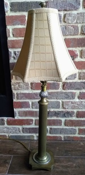 Tall Vintage Lamp for Sale in Fort Worth, TX
