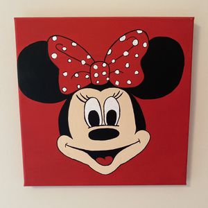 Paintings For Sale | Minnie/ Tom&Jerry/ Abstract/ A Variety Of Different Paintings | BOBITSA'S BOUTIQUE for Sale in Alexandria, VA