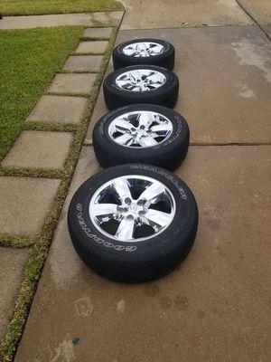 Ram 1500 20 inch Wheels for Sale in Katy, TX