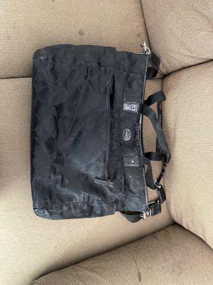 Coach diaper bag for Sale in Hesperia, CA