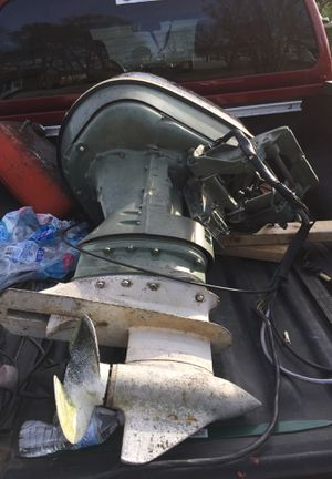 Outboard motor. Boat motor. Johnson outboard. 80HP boat motor for Sale in Smyrna, TN