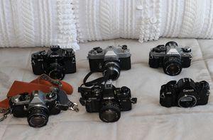 Film camera lot for Sale in Lorton, VA