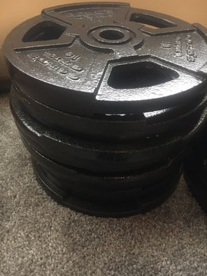 10 lb weight plates for Sale in Lutz, FL