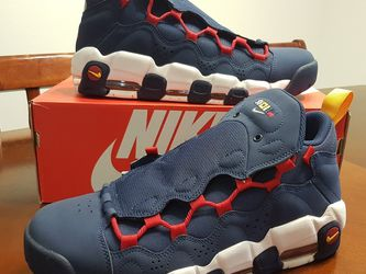 NEW NIKE AIR MORE MONEY (Size 10 Men's) for Sale in Vancouver,  WA