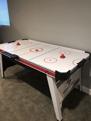 2 in 1 Air Hockey and Table Tennis for Sale in Maplewood, MN