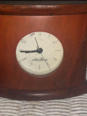 Wooden alarm clock for Sale in Fremont, CA