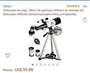 Gskyer Telescopio 🔭 for Sale in Los Angeles, CA