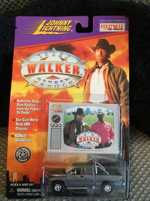 Johnny Lightning Walker Texas Ranger Hollywood on wheels truck for Sale in Vancouver, WA