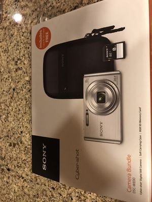 Sony digital Camera for Sale in Chicopee, MA
