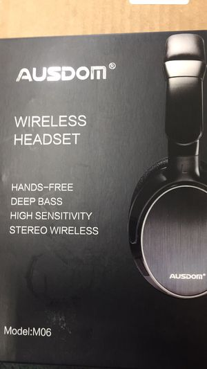 Bluetooth wireless Headphone for Sale in Baltimore, MD