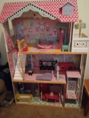 Annabelle Doll House for Sale in Butner, NC