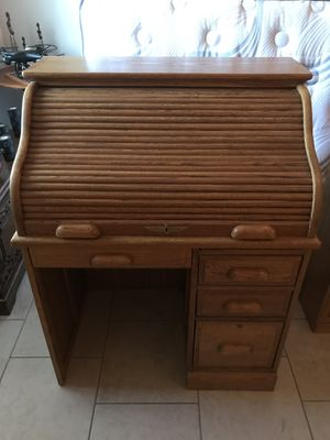 Roll Top Desk for Sale in Las Vegas, NV