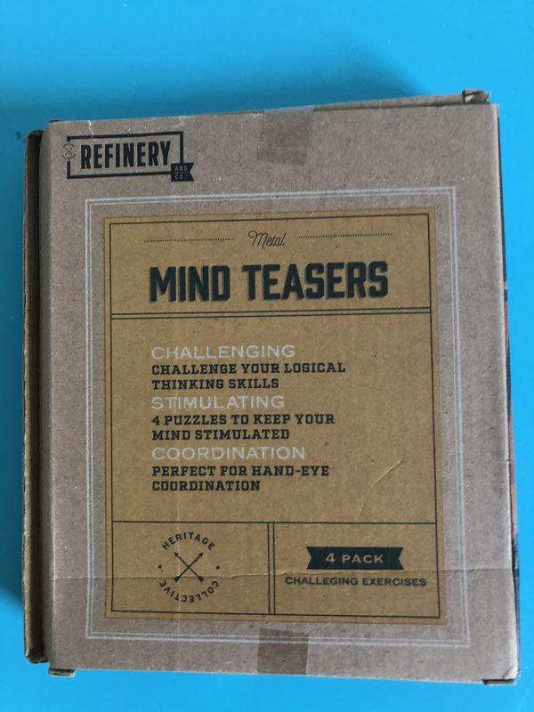 Mind Teasers