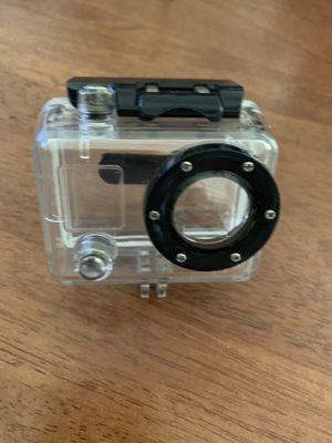 GoPro hero 2 underwater case for Sale in San Jose, CA
