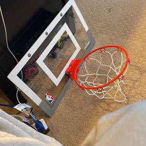 NBA Spaulding Door Basketball Hoop for Sale in San Jose, CA