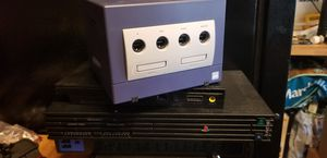 Ps2 and gamecube for Sale in Washington, DC