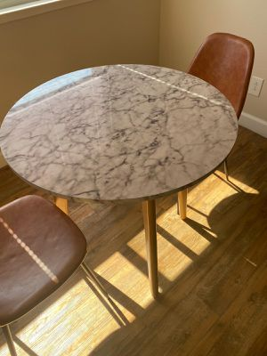 Wooden table for 2 for Sale in Los Altos, CA