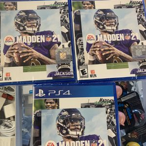 MADDEN 21 XBOX ONE* XBOX SERIES X for Sale in Fort Lauderdale, FL