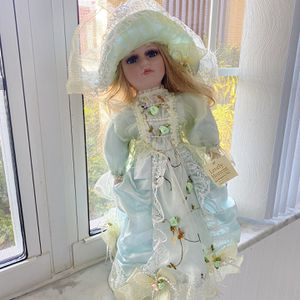 Beautiful Doll Collectible On A Stand for Sale in Clearwater, FL