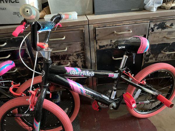 """2 18"""" children's bike"""