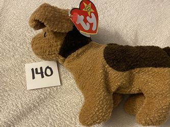 Tuffy w/errors beanie baby for Sale in Morgan Hill,  CA