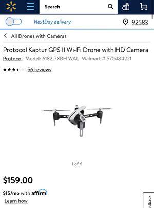 Kaptur gps ll Drone for Sale in Hemet, CA